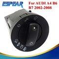Controle botão do interruptor dos faróis de nevoeiro luz de alta qualidade para audi a4 b6 b7 quattro 2002-2008 8e0941531 #3003