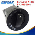 High Quality Headlight Switch Fog Light Knob Control For AUDI B6 B7 A4 Quattro 2002-2008 8E0941531 #3003