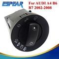 Interruptor de los faros de luz antiniebla de alta calidad perilla de control para audi a4 b6 b7 quattro 2002-2008 8e0941531 #3003