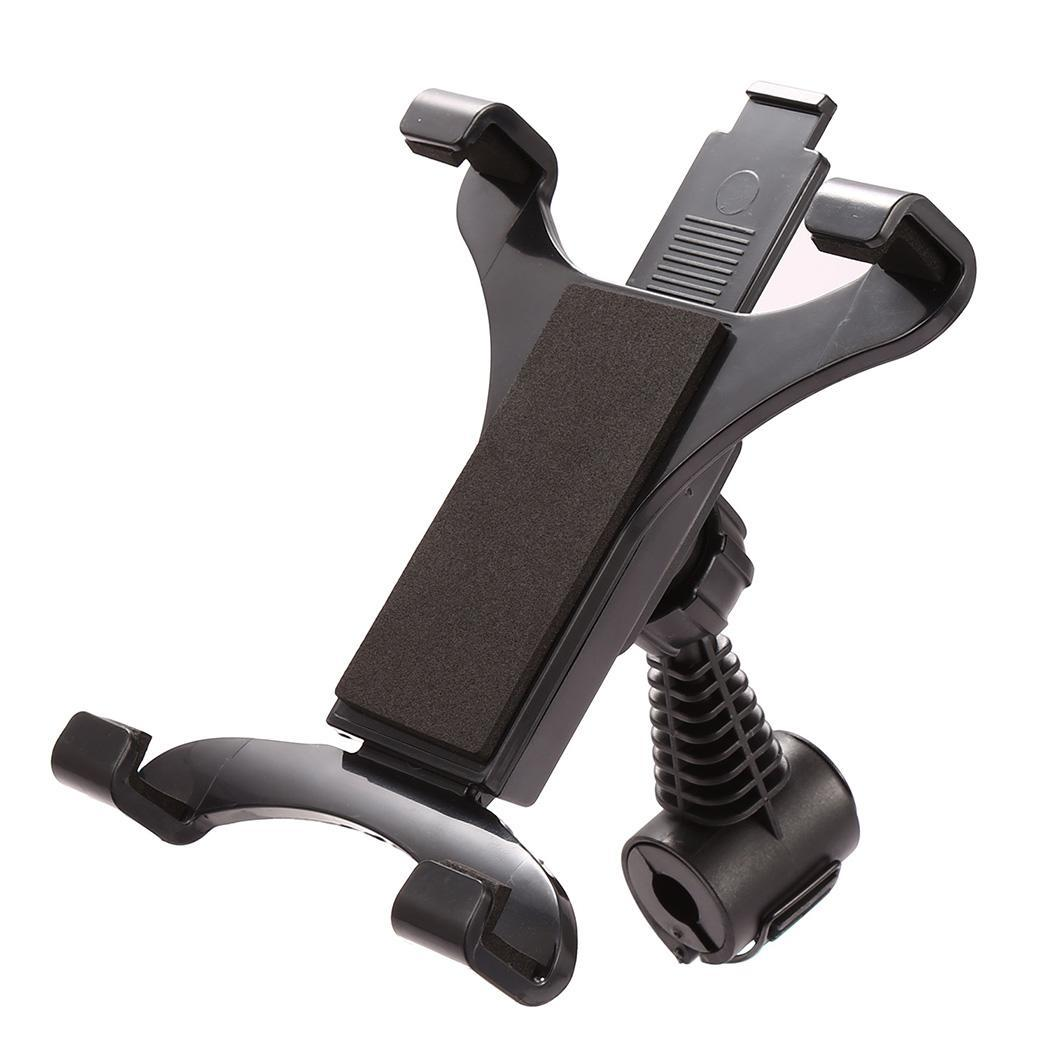 360 Rotation Adjustable Car Backrest Headrest Backrest, Detachable Car, Home Mount Holder For iPad/ Tablet Mobile Phone usb battery bank charger