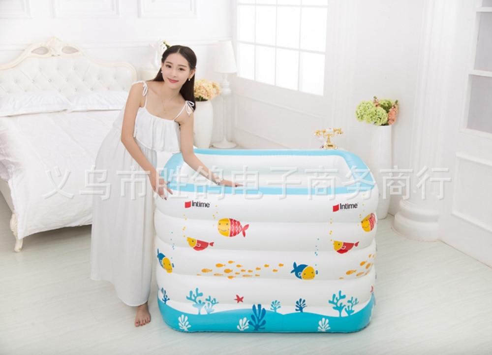 Vasca Da Bagno Portatile : New born baby vasca da bagno portatile bambino gonfiabile