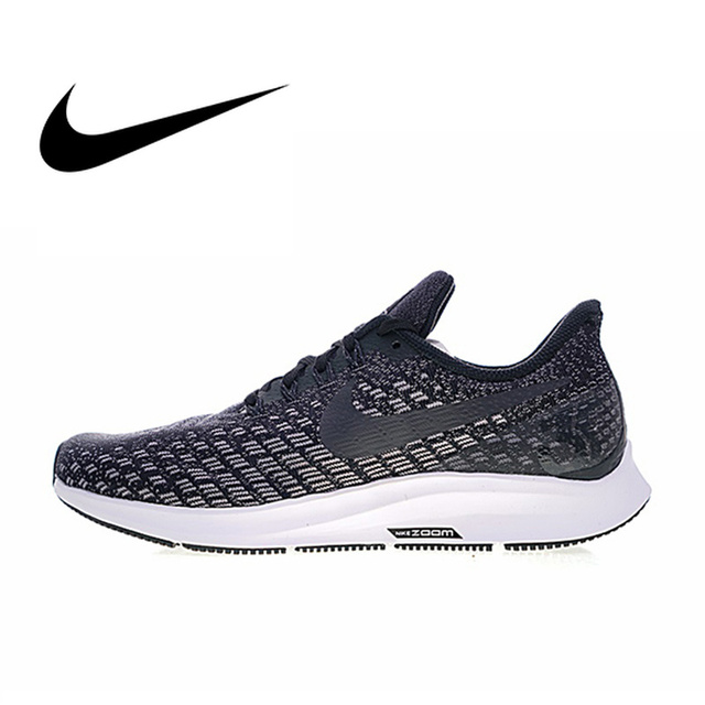 buy online 8d9e1 2c144 US $67.04 37% OFF|Original Authentic Nike Air Zoom Pegasus 35 Men's Running  Shoes Sports Outdoor Sneakers Athletic Designer 2018 New 942851-in Running  ...