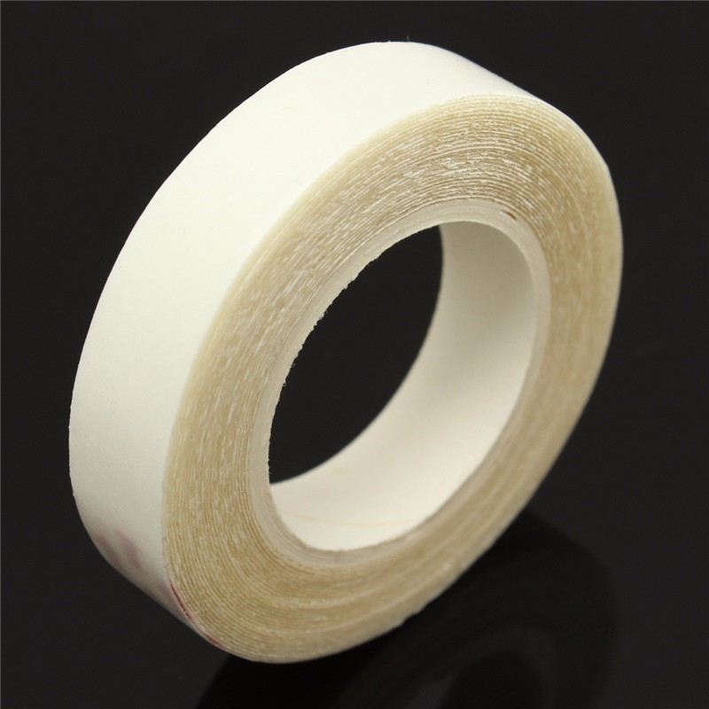 Beauty Word Cheap Price 1 Roll Water Proof Double Sided Tape PU Hair Extension Human Wig Adhesive Glue Tapes Toiletry Kits