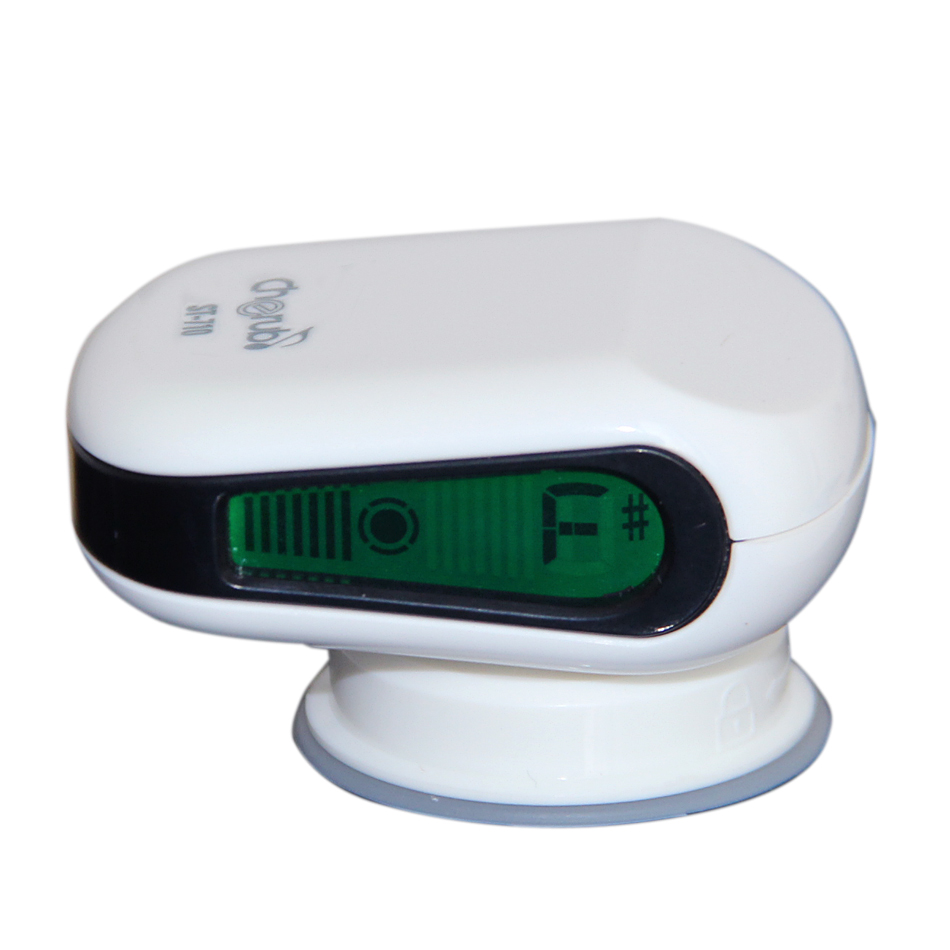 Guitar tuner Cherub ST-710 Suction Cup Tuner Post the first review on Harmony Central