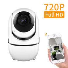 SDETER 720P Wireless Home Security WiFi IP Camera Surveillance Camera IR Night Vision CCTV Camera Wifi Mini Indoor 2 Way Talk
