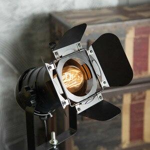 Image 4 - OYGROUP 2 ชุด OYGROUP VINTAGE โคมไฟชั้นแฟชั่นตารางข้างเตียง Lampe Nightstand โต๊ะไฟสำหรับห้องนั่งเล่น