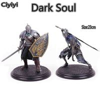 Souls III Faraam Knight Artorias The Abysswalker Anime Figure Toy Cartoon Dark Souls Model Display Toys