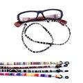 Retro eyeglasses sunglasses chain cotton neck string cord retainer strap spectacle lanyard holder  0127