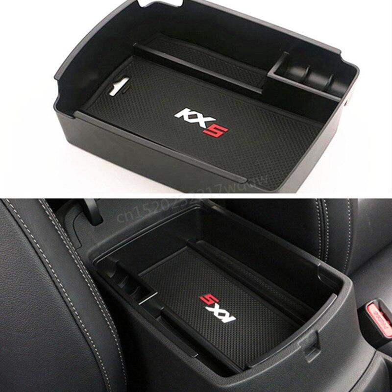 Zentrale Lagerung Paletten Armlehne Container Box fall Für Kia Sportage QL KX5 2016 2017 auto zubehör