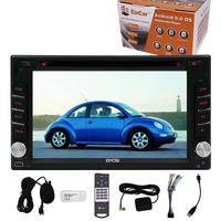 Android6.0 2din Стерео DVD CD плееры с 4 г ключ GPS Navi am/fm Радио аудио Поддержка рулевое колесо управление Bluetooth, Wi Fi