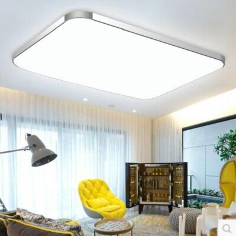 ФОТО Led Ceiling Lights For Kitchen Kids Bedroom Home Modern Led Ceiling Lamp Fixture Lustres De Teto Led Lights For Home