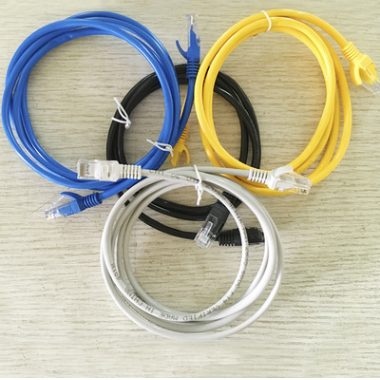 K14 copper clad aluminum cable 300 m five network cable