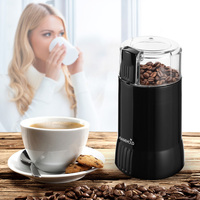Electric Coffee Spice Grinder Maker With Stainless Steel Blades Beans Mill Herbs Nuts Moedor De Cafe