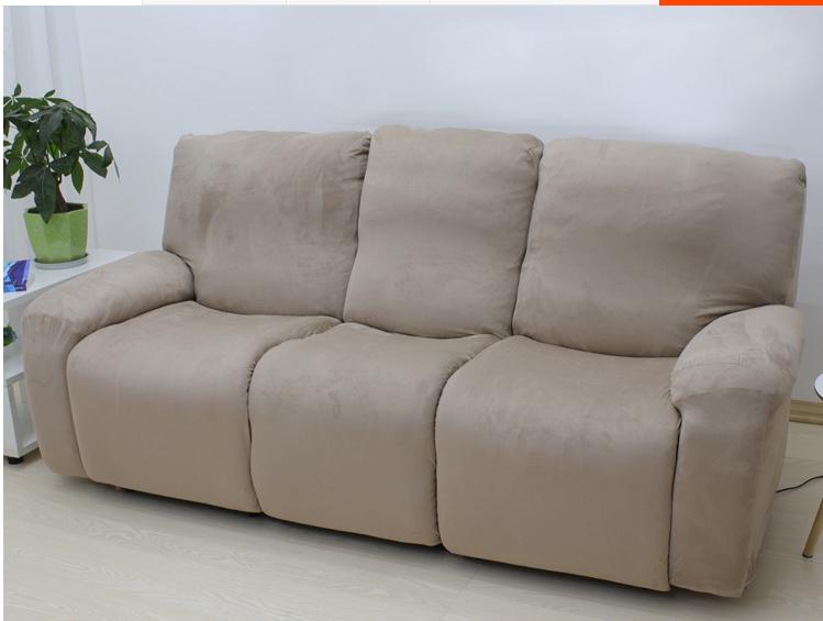Suede fabric function sofa cover anti scratch wear first class sofa cover fabric in Sofa Cover from Home Garden