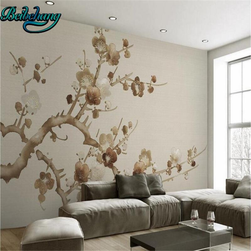 online buy wholesale chinese wallpaper murals flower birds from