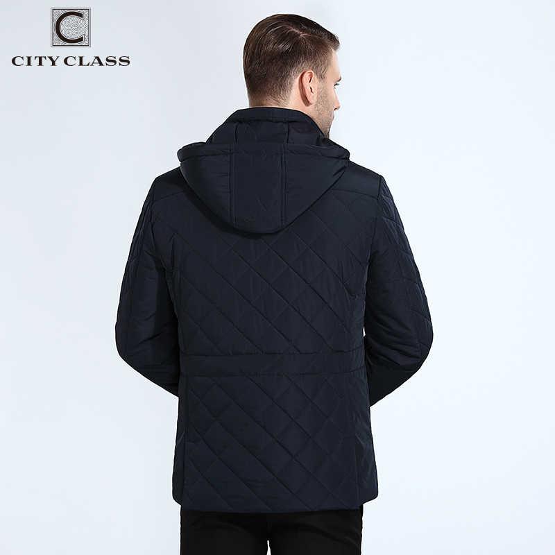 Городской класс 2018 осенние куртки пальто шляпа съемная теплые парки модные ветрозащитные с хлопковой подкладкой Jaqueta Masculina Inverno 18011