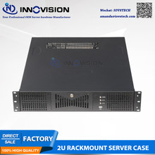 2U computer case for ATX M/B with 7half-length PCI PCIe expanional card slots(China)