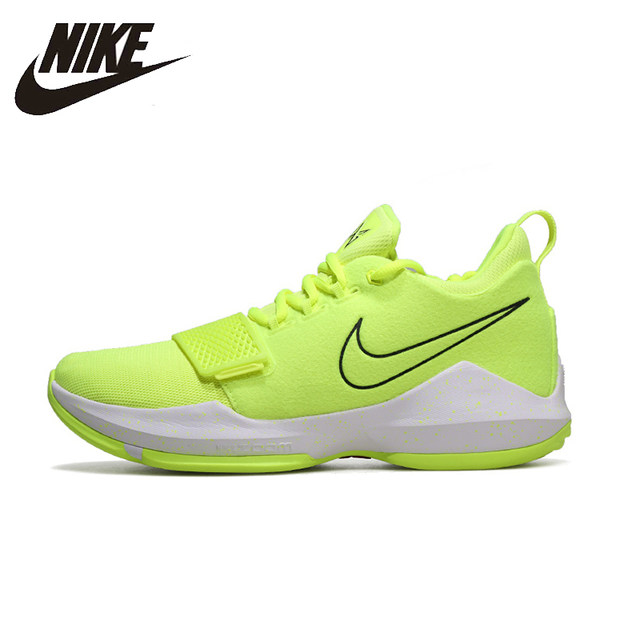 new arrival 1aef2 11259 NIKE Paul PG1 Mens Basketball Shoes Breathable Stability Comfortable  Support Sports Sneakers For Men Shoes 878628-700