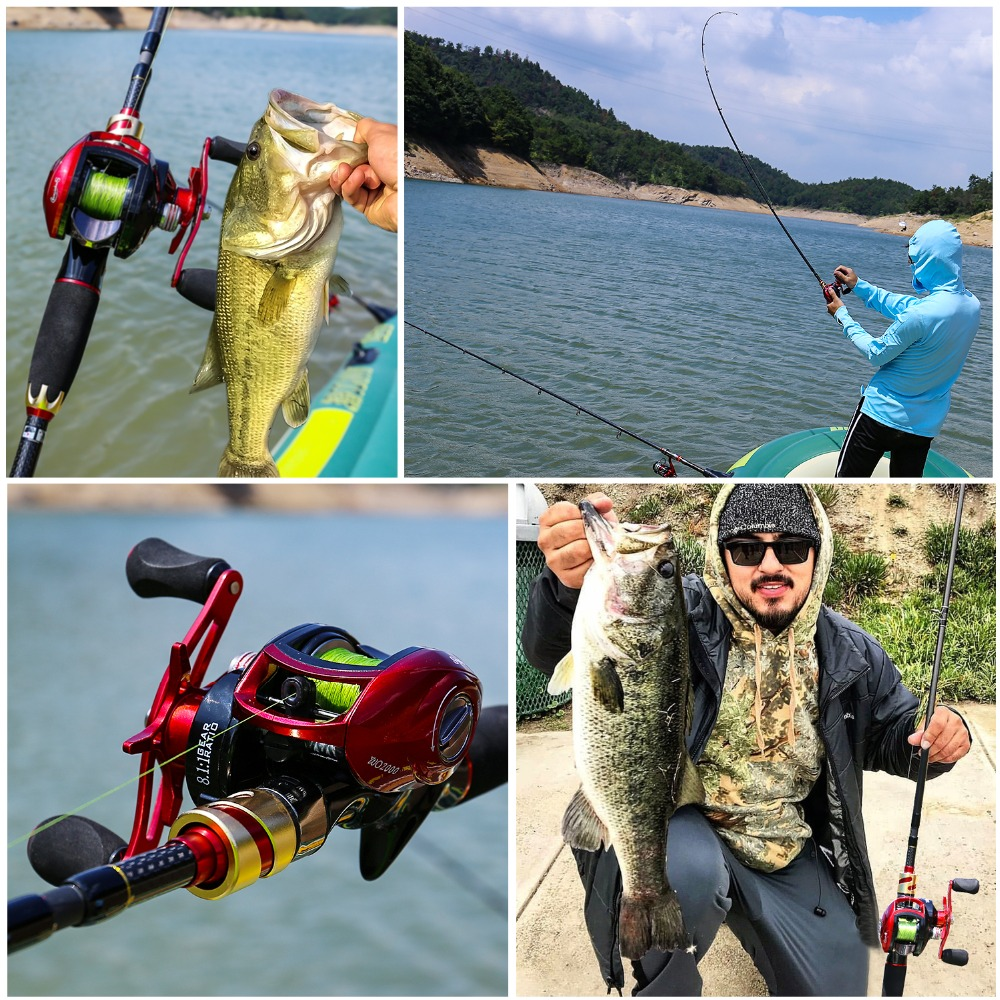 Pesca 13BB Baitcasting Max 20