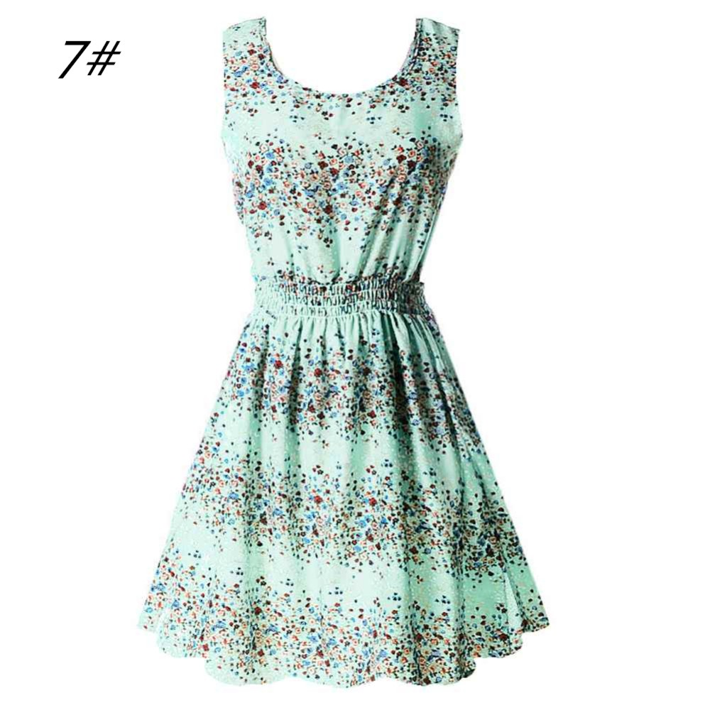 HTB1rjOxOpXXXXX0XXXXq6xXFXXX5 - New Summer Women Tank Chiffon Beach Vestido Sleeveless T-shirts