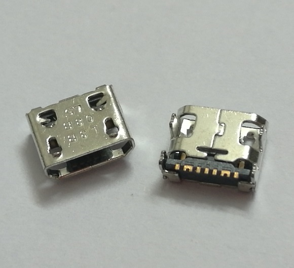 500PCS usb charger charging Port dock Connector for samsung Galaxy G355 G313 A8 A8000 A8009 J1