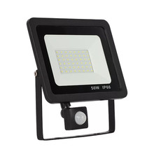 цены Motion Sensor LED floodlight 10 W 30 W 50 W 220 V floodlight reflector foco LED outside Waterproof IP65 Outdoor SpotLight