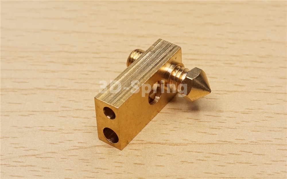 Olsson Heater Block Split Ultimaker 2 UM2 Removable Hotend Extruder for 1.75//3mm