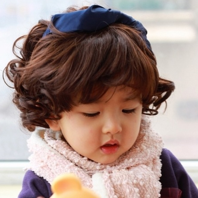 Wig For Kid 95
