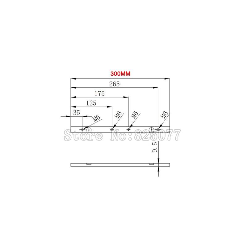 1PCS Dřevoobráběcí nástroje Vysoce kvalitní hliníková - Sady nástrojů - Fotografie 4