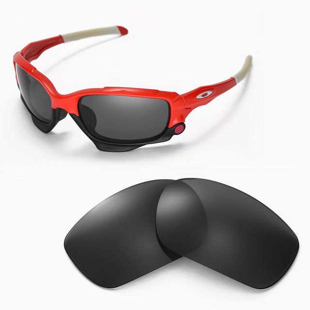 acba41a8801b3 Walleva polarisé lentilles de remplacement pour Oakley Jawbone Racing veste lunettes  de soleil 7 couleurs