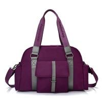 2016 Top Quality Fashion Women Shoulder Bag Casual Waterproof Nylon Bag Large Capacity Oxford Fabric Handbags