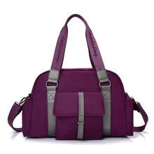 Oxford nylon fabric handbags