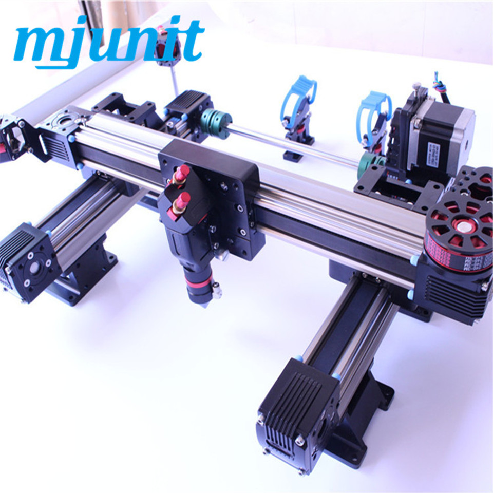 цена на 1550X1050 one head Linear bearing/ Rail Assembly for CNC/CO2 laser engraving cutting machine