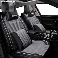 KOKOLOLEE Car Seat Cover Universal auto seats covers for seat cordoba ibiza fr Toledo altea Arona Ateca exeo 6j 6l Tarraco