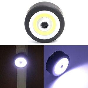 Image 2 - Gorąca sprzedaż COB LED światła awaryjne Led światło robocze z Hang Hook lampa magnetyczna do samochodu kuchnia lampa garażowa Camping wędkowanie piesze wycieczki