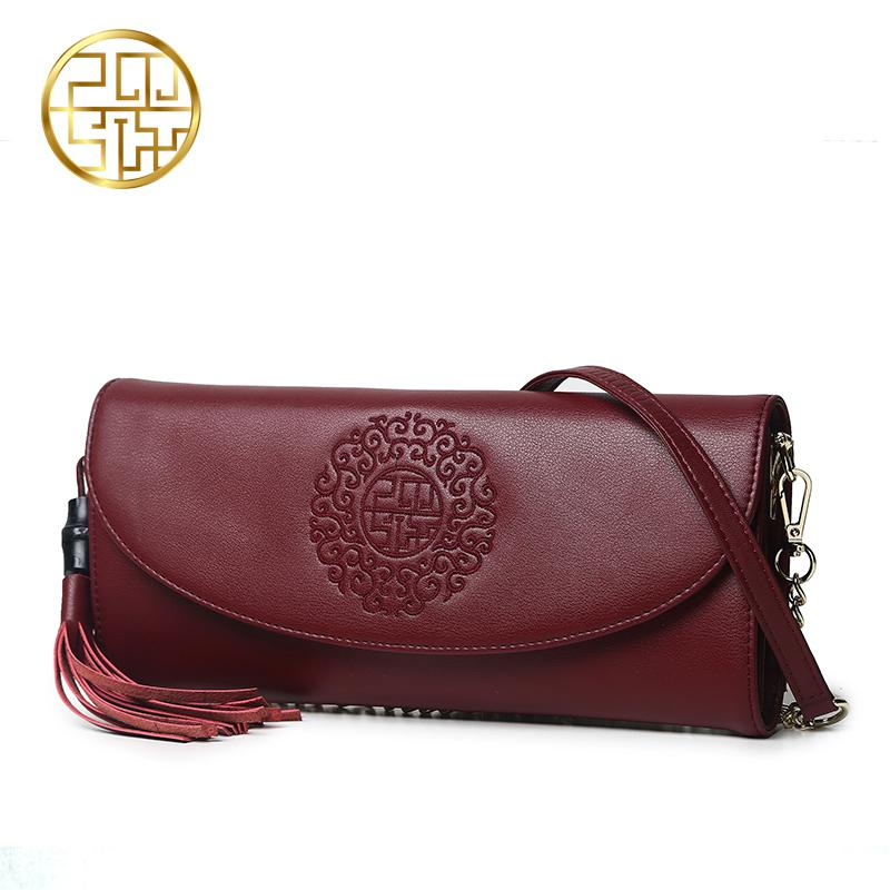 Pmsix Casual Clutch Women Messenger Bags Mini Leather Vintage Designer Handbags Day Clutches Bolso Tote Crossbody Hand Bag Sac