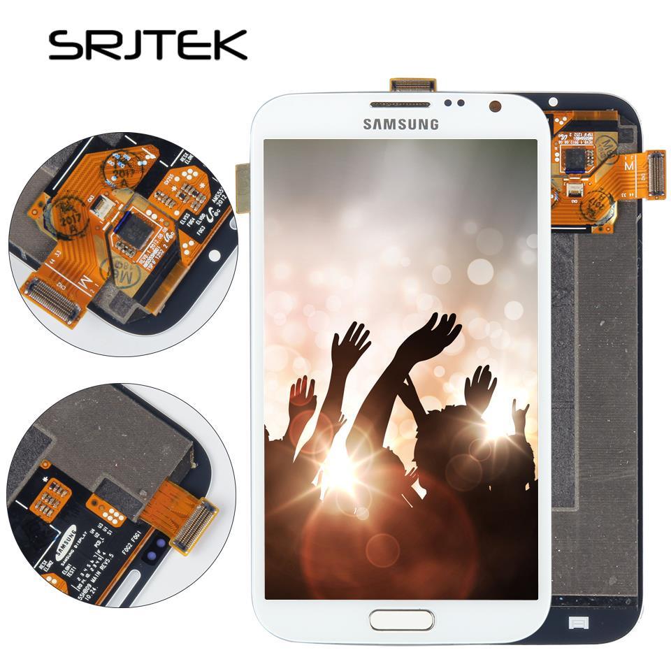 Pantalla para Samsung Galaxy Note 2 N7100 LCD pantalla táctil ...