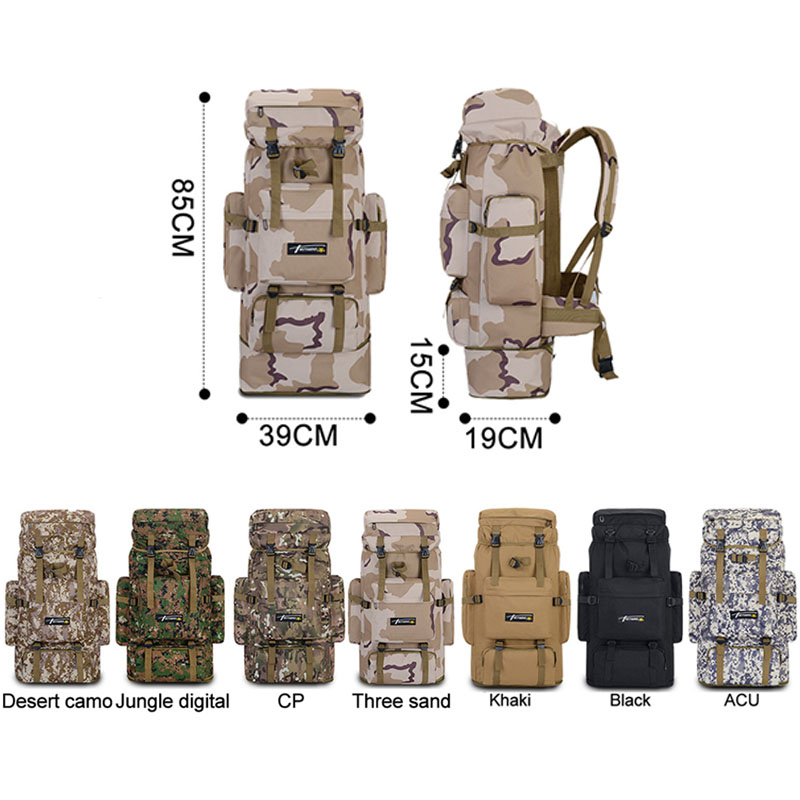 Bags Molle Mountaineering Military