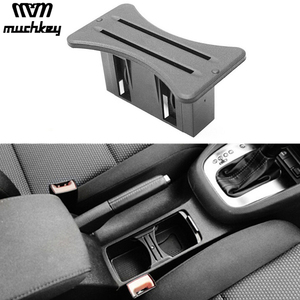 Car Original Modified Glass Stopper Card Device Card Coin Slot For Volkswagen VW GOLF 6 MK6 GTI R20 1 Pc car accessories(China)