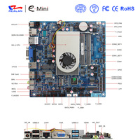 Intel 6th Generation Core I5 6200U Processor Mini Itx Motherboard Supported Dual Channel DDR4 With M