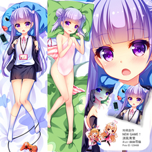 50X150CM New Game suzukaze aoba cleavage loli lolita cameltoe cartoon anime art wall picture mural scroll canvas painting poster