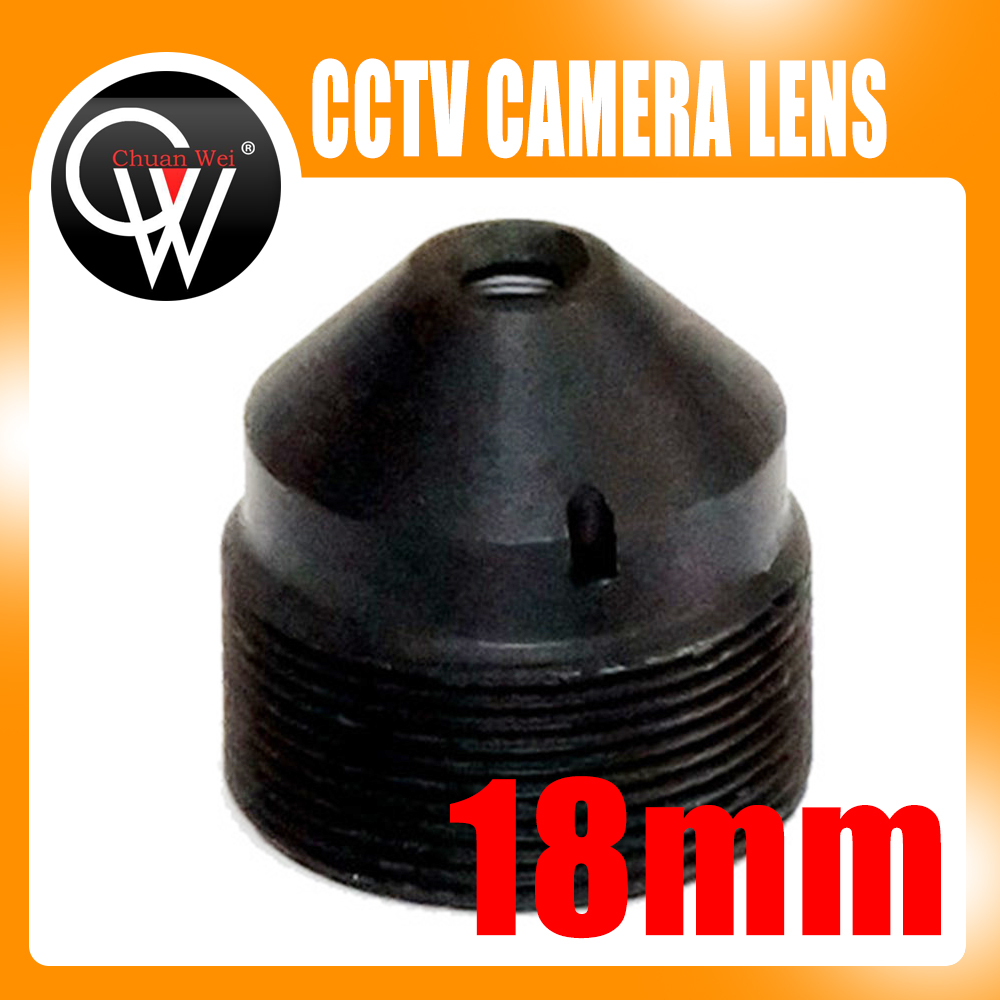High Quality 2MP 18mm lens Camera Lens CCTV Board Lens For CCTV Security Camera / IP Camera glass lens for flashlights 18mm 10 pack