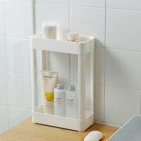 washstand commodity shelf toilet cosmetics lampstand desktop Hanger rack The bathroom sanitary ware rack bathroom rack