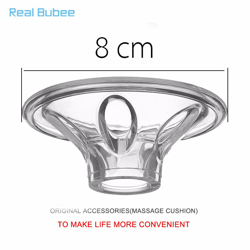 8 CM British Brand Original Breast Pump Accessories Baby Feeding Silicone Massage Cushion For Manual/electric Breast Pumps