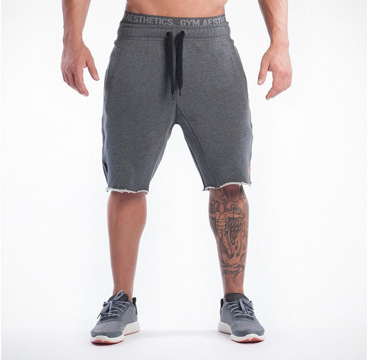 New Brand High Quality Men Shorts Bodybuilding Fitness Gasp Gymshark BasketballRunning Workout Golds Jogger Shorts