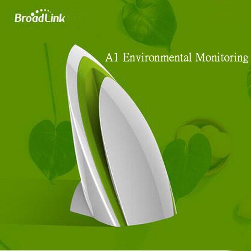 ¡ Venta caliente! broadlink a1, casa inteligente, sensor de temperatura y humeda