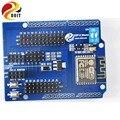 Оригинал DOIT Серийный WiFi Щит для Arduino UNO R3 2560 от ESP8266 Wi-Fi Веб-Сервера Щит ESP-13 IoT DIY Комплект Разработки Доска