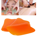 3Pcs Natural Body Gua Sha Tools Scraping Plates Health Care Pad Neck Back Face Beauty Massager