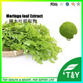 Pure natural 10: 1 extrato de folha de moringa em pó, (Moringa oleifera)/Horseradish extrato de Folhas Da Árvore 500 g/lote