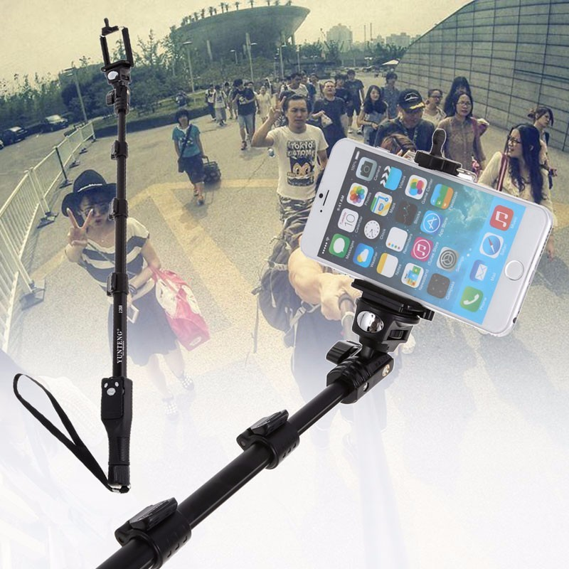 NMEGOU-Extendable-Yunteng-1288-Bluetooth-Selfie-Stick-Monopod-Tripod-for-Iphone-7-6-6s-Plus-Xiaomi-Samsung-Phone-Camera-Yt-1288 (10)